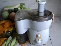 The Most Efficient Juicer Ever!