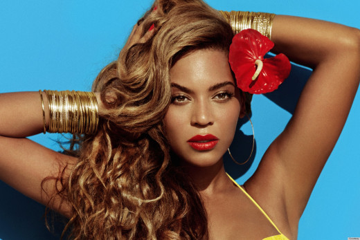 Beyonce Giselle Carter - Knowles