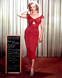 The Classic Bombshell: Marilyn Monroe