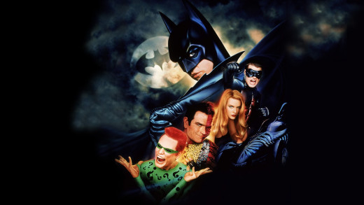Batman Forever was respectable but not great