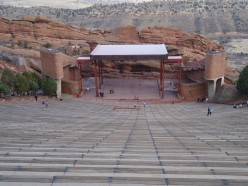 Visitor and Tourist Guide for Red Rocks Amphitheatre - A wonderful outing in Denver Colorado