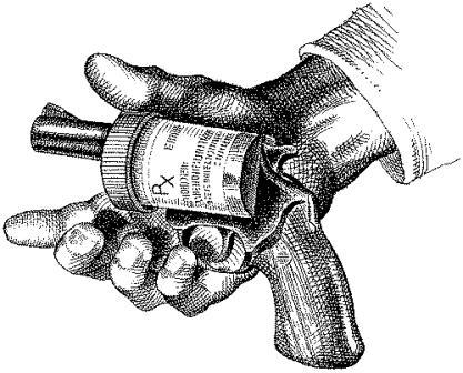 Medicine or gun