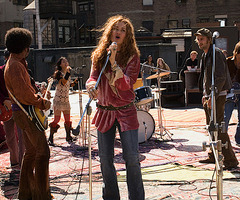 Sexy Sadie in Across the Universe