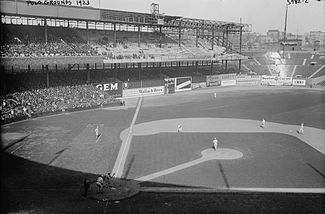 Polo Grounds (IV); Home of the New York Giants (1911-1957)