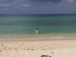 The Allegro is located at the southern end of Cozumel island. It's a safe distance away from the other resorts, so the beach is far from crowded.