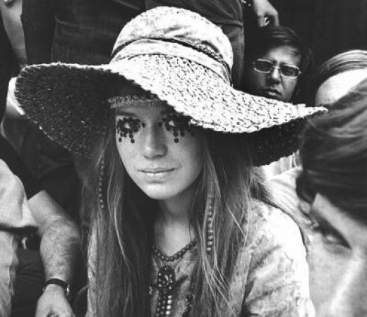 """While romantic, the stereotypical """"Hippie"""" look is not conducive to modern life and leisure!"""