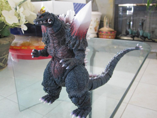 SH MonsterArts SpaceGodzilla
