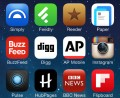 My News Feed Apps for IOS and Android