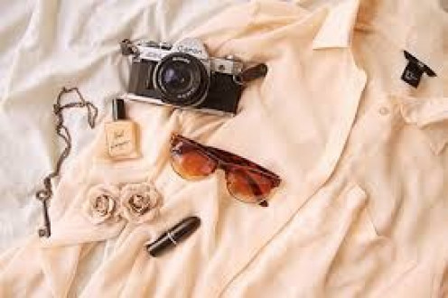 Don't forget to pack smaller items such as a camera, sunglasses and make up into small carry on bags.