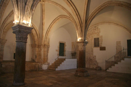 The Upper Room, Jerusalem