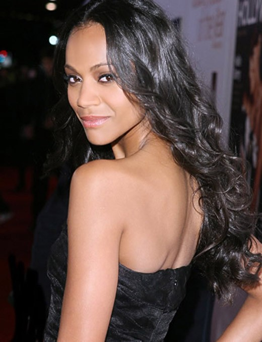 Zoe Saldana Red Carpet