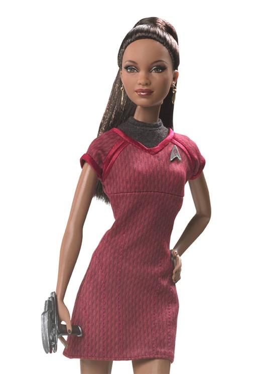 Uhura action figure
