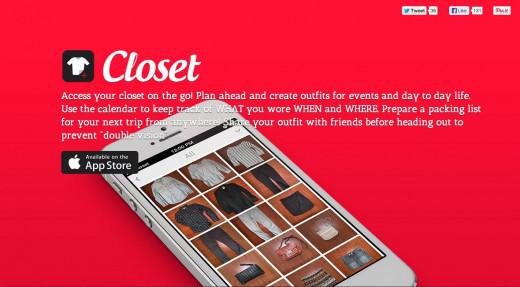 The Closet App
