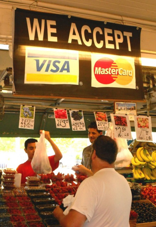 Accept Credit Cards anywhere....easily!