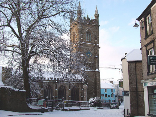 Holy Trinity Church, St Austell