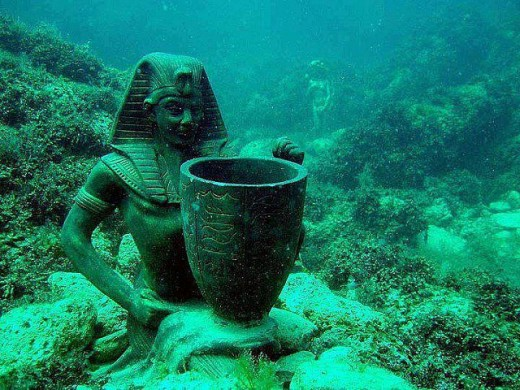 Mythical city Heracleion found, image 2