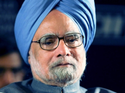 Dr manmohan singh current PM of India...