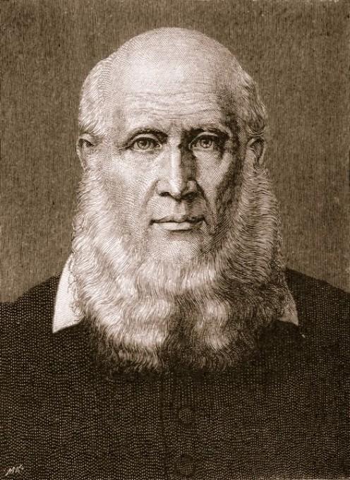 Friedrich Ludwig Jahn: father of gymnastics