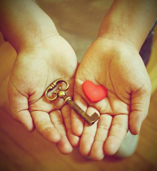 Love is the key! from Alessandra Di Nunno flickr.com