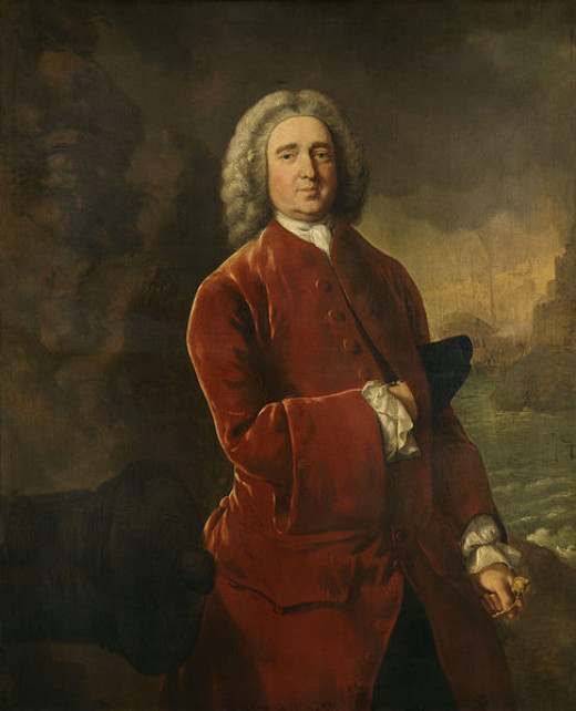 Admiral Vernon led British Forces in the War of Jenkins' Ear