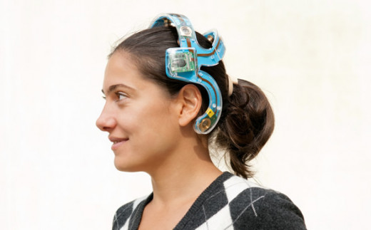 Wearable EEG from Holst Center