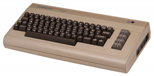 The Commodore 64 was the most common household computer in 1985