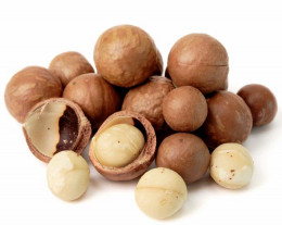 Macadamias have not real health value.  Enjoy them for pleasure!
