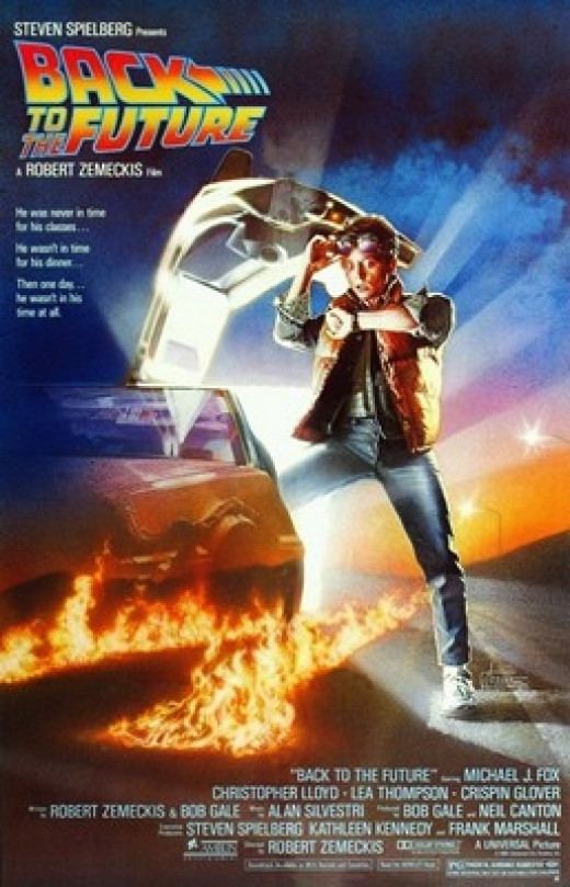 Back to the Future was a signature film of 1985