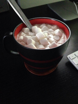 You can never have too many marshmallows :)