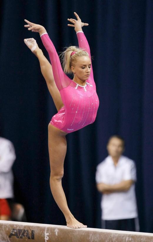 Nastia Liukin (USA)