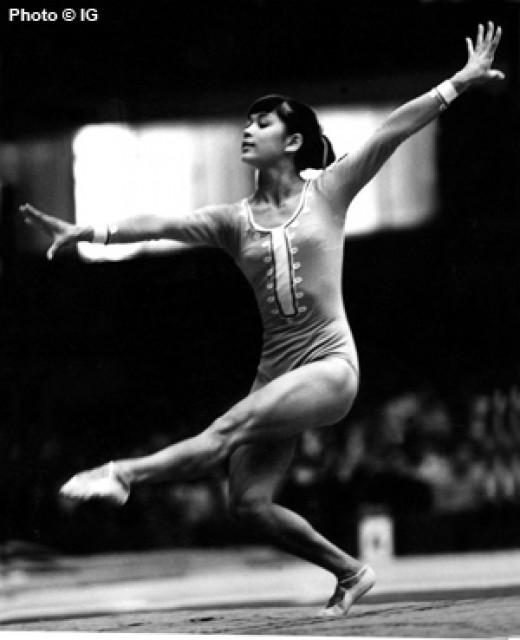 Nellie Kim (Soviet)