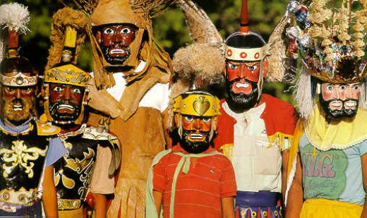 Moriones Festival on Easter Sunday