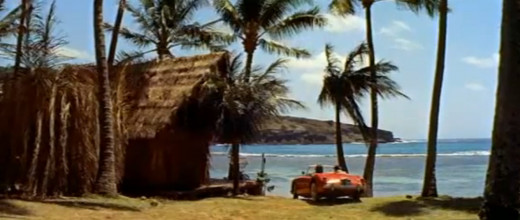 BLUE HAWAII, 1961 (c) Paramount Pictures
