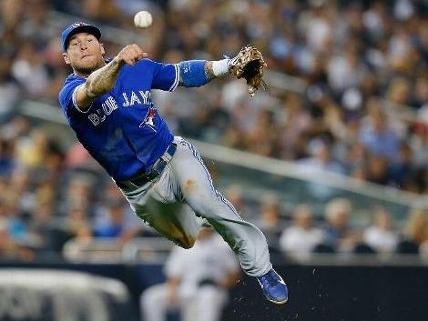 Brett Lawrie, 3B, Toronto Blue Jays