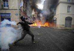 Nantes Under Fire