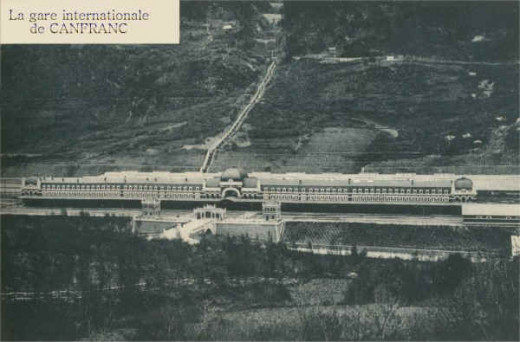 Newly opened Canfranc Station