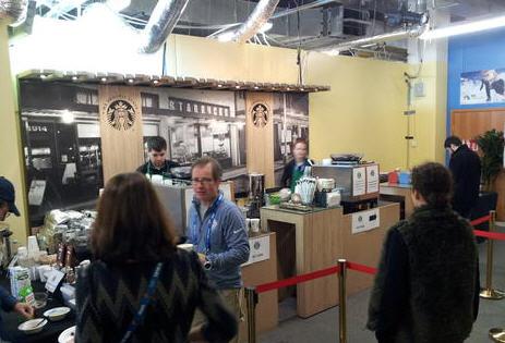 Sochi Starbucks