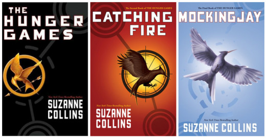 The Hunger Games trilogy bears striking resemblance to Battle Royale, a book written in 1996 and published in 1999. The Hunger Games was published in 2008, 9 years later.