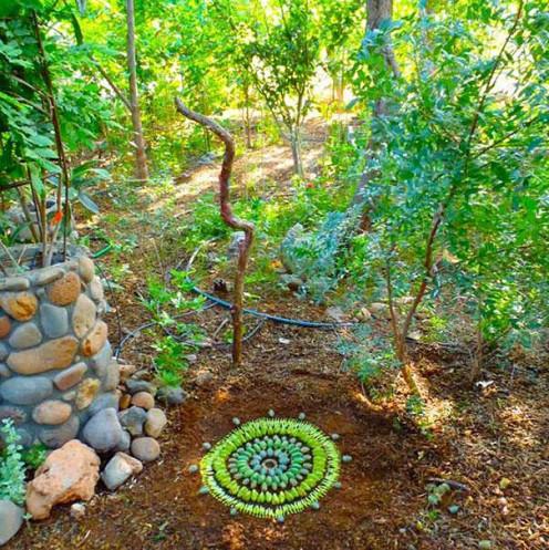 Kathy Klein Danmala flower mandala