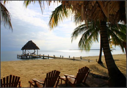 Green Parrot Resort, Maya Beach, Belize