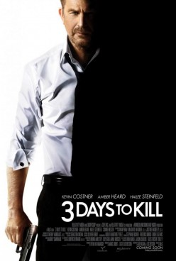 New Review: 3 Days to Kill (2014)