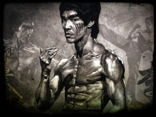 Art of Bruce Lee