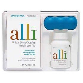 Alli Weight Loss Pill