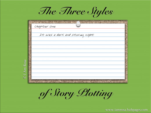 Styles of Story Plotting