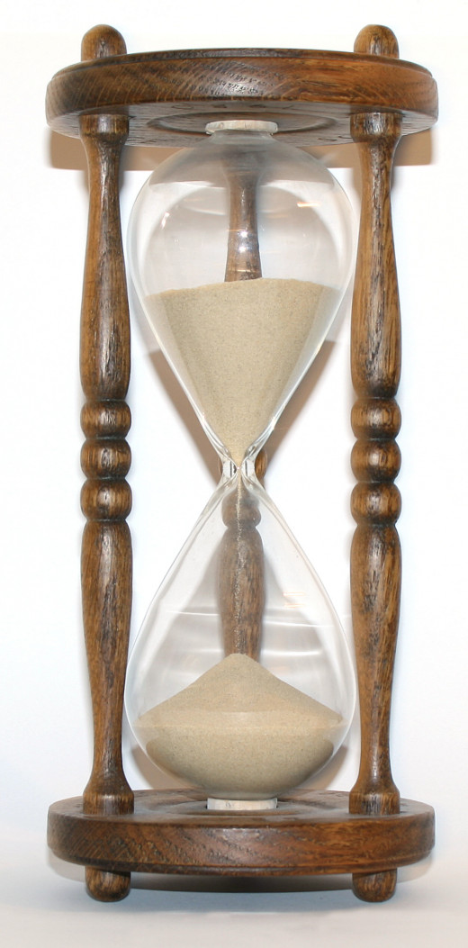 Time is the most precious resource.