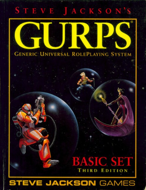 GURPS Basic Set 3rd Edition