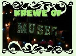 Mardi Gras Krewe of Muses