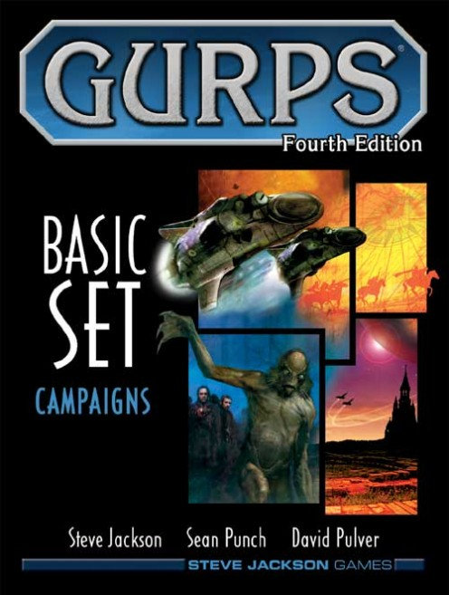 GURPS Basic Set 4th Edition - Campaigns
