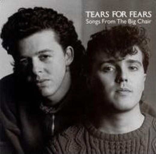 The album: Songs from the Big Chair by Tears for Fears, demonstrated excellence in songwriting and music production craft