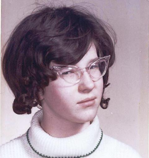 Me around age 16